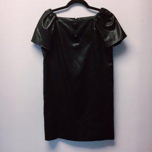 Robert Rodriguez Black Shift Dress